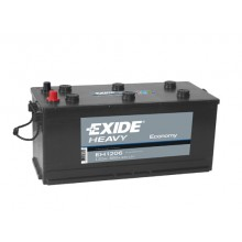 Baterii camion Exide Economy EH1206 12V 120AH 680Aen