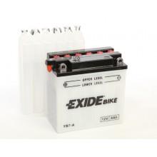 Baterie moto Exide Conventional 12V 8AH EBYB7-A, EB7-A, YB7-A, CB7-A