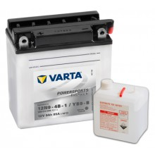Baterie moto Varta Powersports FreshPack 12V 9AH 12N9-4B-1, YB9-B, 509014008 A514