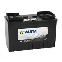 Baterii camion Varta Promotive Black J2 12V 125AH 720Aen 625014072 A742