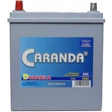 Baterii auto Caranda Durabila 12V 35AH 280Aen asia borna inversa
