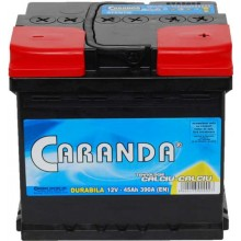 Baterii auto Caranda Durabila 12V 45AH 390Aen