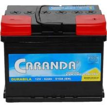 Baterii auto Caranda Durabila 12V 62Ah 510A
