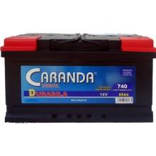 Baterii auto Caranda Durabila 12V 85AH 740Aen