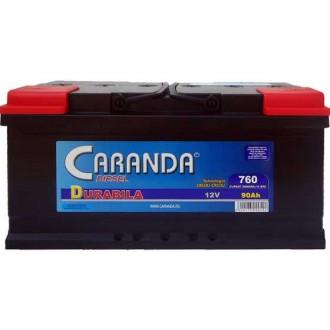 Baterii auto Caranda Durabila 12V 90AH 760Aen