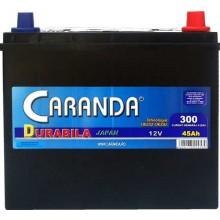 Baterii auto Caranda Durabila 12V 45AH 300Aen asia borna normala