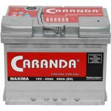 Baterii auto Caranda Maxima 12V 65Ah 600Aen