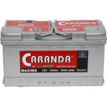 Baterii auto Caranda Maxima 12V 100Ah 850Aen