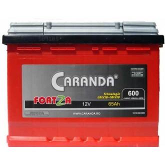 Baterii auto Caranda Fortza 12V 65Ah 600A