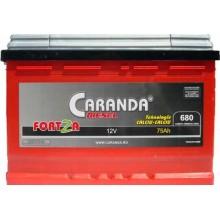 Baterii auto Caranda Fortza 12V 80Ah 720Aen