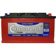 Baterii auto Caranda Suprema 12V 100Ah 920Aen