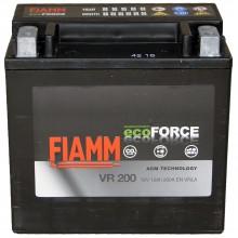 Baterie auxiliara Mercedes Fiamm ecoForce AGM VR200 12V 12AH 200Aen