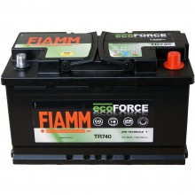 Baterii auto Fiamm ecoForce AFB 12V 80AH 740Aen