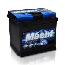 Baterii auto Macht 12V 50AH 420Aen