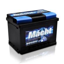 Baterii auto Macht 12V 60AH 540Aen