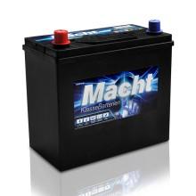 Baterii auto Macht 12V 45AH 330Aen asia borna inversa