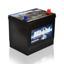 Baterii auto Macht 12V 60AH 600Aen asia borna normala
