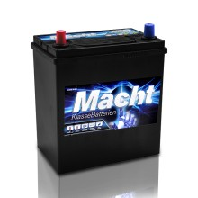 Baterii auto Macht 12V 60AH 450Aen asia borna inversa
