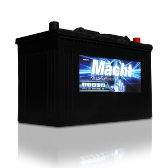 Baterii camioane Macht 12V 120AH 800Aen asia borna normala