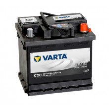 Baterii camion Varta Promotive Black C20 12V 55AH 420Aen 555064042 A742