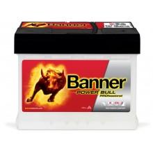 Baterii auto Banner Power Bull Pro P63 40 12V 63AH 600Aen