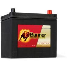 Acumulator auto Banner Running Bull EFB 565 00 12V 65AH 550Aen asia borna normala