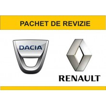 SET FILTRE REVIZIE DACIA LOGAN 1.4/1.6MPI (7700274177+7701070525)