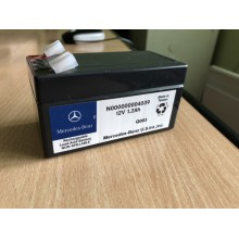 Baterii auto Mercedes N000000004039 12V 1.2AH