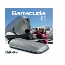 Cutie portbagaj Farad Barracuda N2 450 litri deschidere dubla