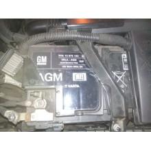 Baterii auto Opel Start Stop AGM 12V 80AH 800Aen 13575153