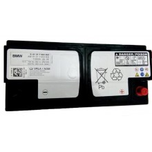 Baterii auto BMW START STOP AGM 12V 105AH 950Aen 61217604809 cod nou 61217604808