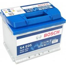Baterii auto Bosch S4 EFB 12V 60AH 560Aen 0092S4E050