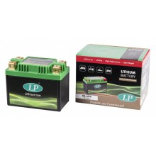 Baterie moto Landport ML LFP5 12V 1.6Ah 19.2WH Lithium Ion Ultra Lightweight Motorcycle Battery