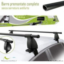 Set complet bare transversale Renault Clio II Green Valley
