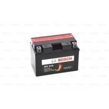 Baterie moto Bosch M6 AGM 12V 11AH YT12A-BS, 0092M60160