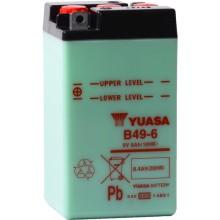 Baterie moto Toplite Yuasa 6V 8.4Ah B49-6