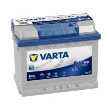 Baterii auto Varta Blue Dynamic EFB N60 12V 60AH 640Aen 560500064 D842
