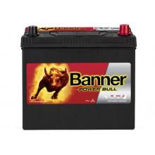 Baterii auto Banner Power Bull P45 23 12V 45AH 390Aen asia borna normala