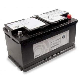Baterii auto BMW START STOP AGM 12V 90AH 900Aen 61216924023 cod vechi 61217607983 sau 61217615853