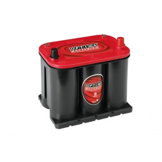 Baterii auto Optima Red Top 12V 44AH 730Aen 835255000 RT R 3,7