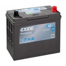 Baterii auto Exide Premium EA456 12V 45AH 390Aen asia borna normala