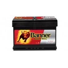 Baterii auto Banner Power Bull P72 09 12V 72AH 670Aen