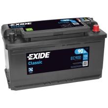 Baterii auto Exide Classic EC900 12V 90AH 720Aen