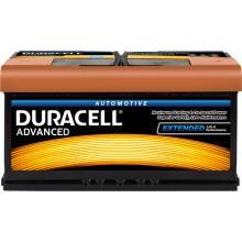 Baterii auto Duracell Advanced 12V 95AH 780Aen DA 95H