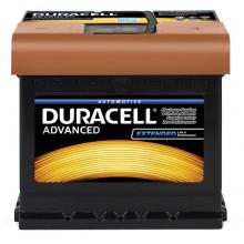 Baterii auto Duracell Advanced 12V 44AH 420Aen DA 44