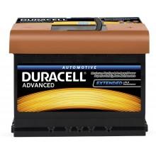 Baterii auto Duracell Advanced 12V 60AH 540Aen DA 60T