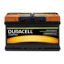 Baterii auto Duracell Starter 12V 70AH 640Aen DS 70