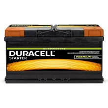 Baterii auto Duracell Starter 12V 95AH 760A SAE DS 95