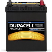 Baterii auto Duracell Advanced 12V 40AH 330Aen DA 40 asia borna normala