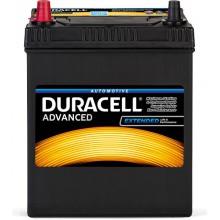 Baterii auto Duracell Advanced 12V 40AH 330Aen DA 40L asia borna inversa